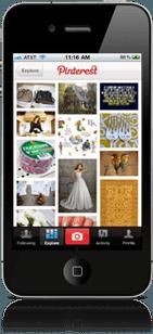 iPhone+ Pinterest