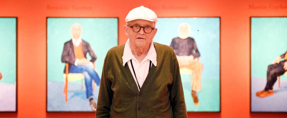David Hockney en Bilbao